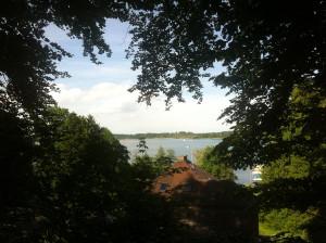 Die Aussicht vom Panoramapakour
