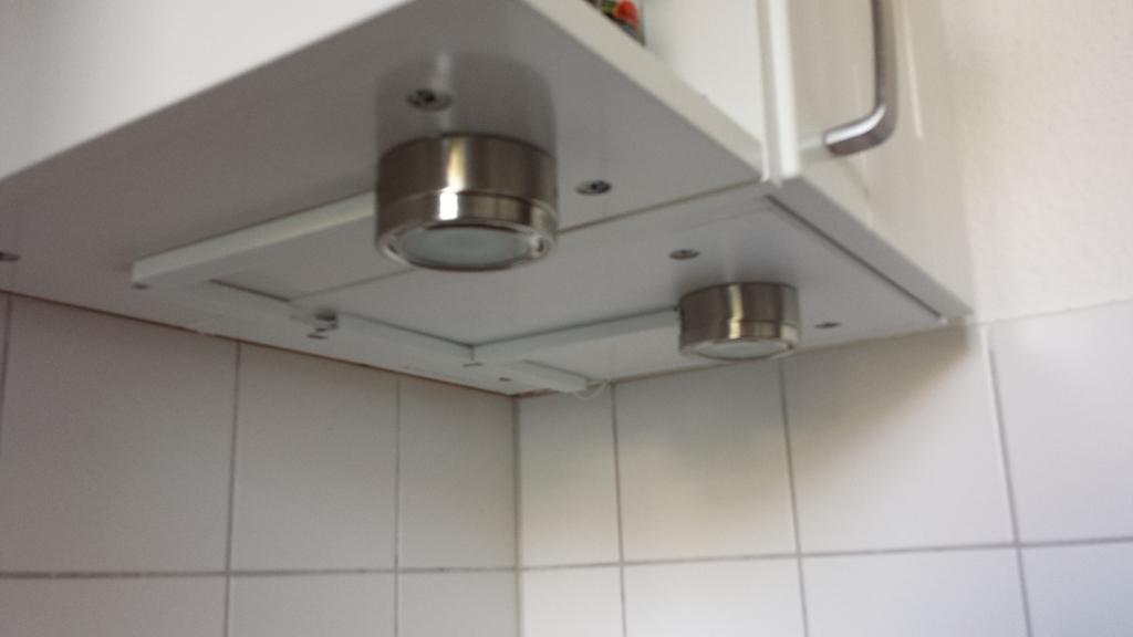Rechte Küchenseite - nachher