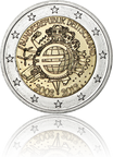 10 Jahre Euro-Bargeld